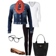 Casual Coffee Date by djgauh on Polyvore