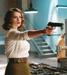Peggy Carter || Captain America TFA || 500px × 560px