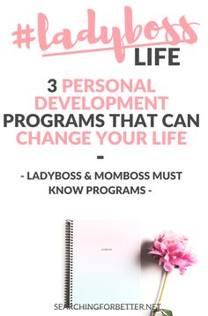 These personal development and self improvement programs give you great #tips and #inspiration on how to change your life. Improve your goal setting, #mentalhealth and relationships with these #motivational courses. #motivation #selfhelp #goals #mindset #healthylifestyle
