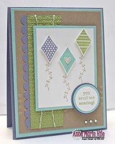 Stampin' Anne: March 2012