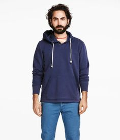 This model looks like he might hurt you if you question his style