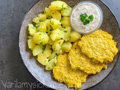 Vyzkoušené zdravé recepty Potato Salad, Grilling, Curry, Food Porn, Menu, Vegetarian, Vegan, Ethnic Recipes, Fitness