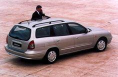 Daewoo Nubira Wagon Car