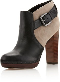 ~~Lulu Suede leather Ankle Boot - Sam Edelman~~