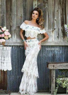 Bohémien style Just Beautiful. I want.....