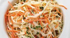 Recette : Salade de chou traditionnelle (style St-Hubert). Kale, St Hubert, Cabbage, Salads, Bbq, Vegetables, Ethnic Recipes, Sprouts, Original Recipe