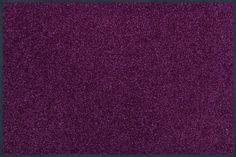Wash+Dry - Felpudo, color morado: wash+dry: Amazon.es: Hogar. 60x90cm. 36,61€.