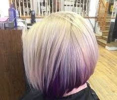 Image result for reverse ombre bob