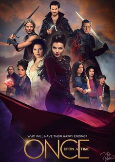 Once Upon a Time season 2 poster. #OnceUponATime #Once_Upon_A_Time #OUAT