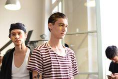 Yohji Yamamoto Men's Spring Summer 2016 Thursday, 25th June 2015 17H00 155 Rue Saint-Martin Paris ▷shop online on ANTONIOLI.EU