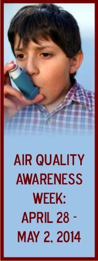 Air Quality Awareness Week: April 28 - May 2, 2014 - EMERGENCY WATER AND SMOKE REMOVAL BLOG - Atlanta Fire, Water & Storm Damage Restoration...