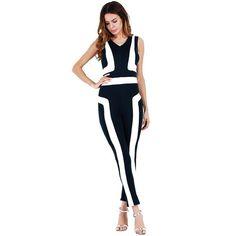 466f3b5d8a33a Women Summer Ladies Print Jumpsuit