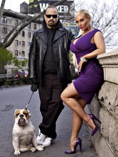 Ice Loves Coco, actually my favorite ppl ever. Curvy Celebrities, Celebrities Fashion, Ice T And Coco, Nicole S, Celebrity Couples, Celebrity Style, Vintage Glamour, Best Couple, Shades Of Purple