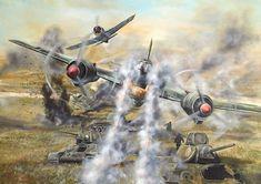 Hs 129 Battle of Kursk
