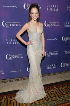 """Actress Laura Osnes attends the after party for the """"Cinderella"""" Broadway Opening Night at Gotham Hall on March 3, 2013 in New York City."""