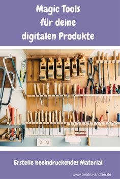 Magic Tools für digi