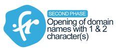 Short .fr domain names : Phase 2, opening to the general public on 02/16/2015 http://urlz.fr/1wzd