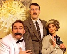Fawlty Towers Murder Mystery