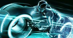 Tron Lightcycle Ride Coming to Disneyland & Disney World? -- Tron Lightcycle Power Run, Shanghai Disneyland's most thrilling attraction, could be making its way to U.S. Disney theme parks. -- http://movieweb.com/tron-roller-coaster-disneyland-disney-world/