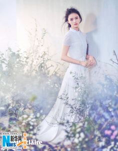 Lin Yun covers 'Marie Claire' | China Entertainment News