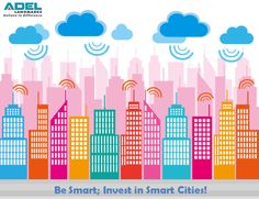 Switch to ‪Smart Cities‬ for investment that benefits in the long run!  #smartcities #technology #realestate #future #investment #infrastructure #sustainabledevelopment #adellandmarks #adellandmarkslimited