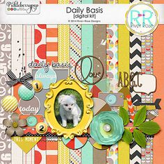 Daily Basis Kit by River~Rose