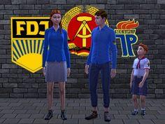 Sims 4 - DDR Walltattoo Set 2