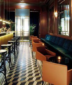 Bar Design Restaurant Lounge 27