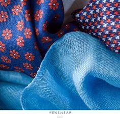 Våre lommetørkler fra Viero Milano i 100% silke og bomull. http://menswear.no/tilbehor/lommetorkler-hankie-pocket-square-pochette-i-oslo #menswear_no #menswear #mensfashion #dress #oslo #bogstadveien #hegdehaugsveien #lysaker #tjuvholmen #hankie #pocketsquare #silk #style #como  photo: @katyadonic