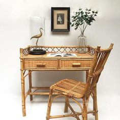 Cane Furniture, Bamboo Furniture, Architecture Plan, Dream Decor, Humble Abode, House Rooms, Decoration, Beautiful Homes, Shabby Chic
