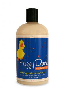 Fuzzy Duck shampoo for curly hair (for kids specifically) sulfate free