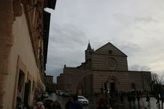 Basilica of Saint Chiara, Assisi