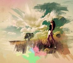 How To Make a Watercolor Photo Manipulation In Photoshop