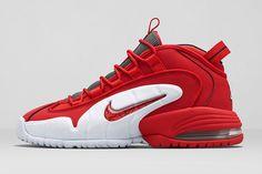 NIKE AIR MAX PENNY 1 (UNIVERSITY RED) - Sneaker Freaker