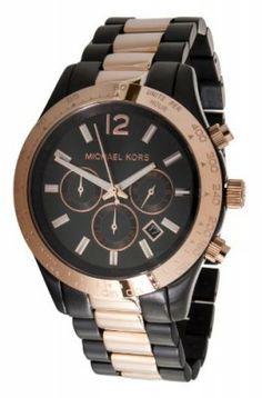 Relógio Michael Kors Chronograph Gunmetal Watch MK8208  Relogio  MichaelKors a865b89d5d