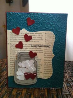 Perfectly Preserved Anniversary by Chanron - Cards and Paper Crafts at Splitcoaststampers