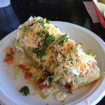 Chimichangas in Flagstaff, Arizona