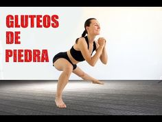 Ejercicios para principiantes 3 - Endurecer glúteos y piernas - YouTube