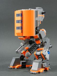 IWF-009 | Refined Armored Walker by ishihiro