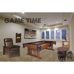 Game Time by dutchcrafters on Polyvore featuring interior, interiors, interior design, home, home decor, interior decorating and Prepac