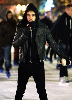 Liam tonight.>> Aww he's so adorable!! Where are they?