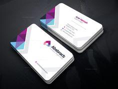 Gem Corporate Business Card Template 000750