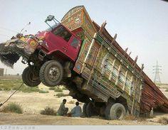 Heavy load..