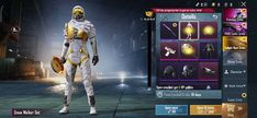 PUBG Mobile Announces New Snow Walker Set in Twilight Hunt Crates.A new Snow Walker Headgear comes with a black mask with golden goggles. Snow Walker, Arctic Explorers, 19 Days, Crete, Twilight, Adventure, Technology News, Gaming, Game