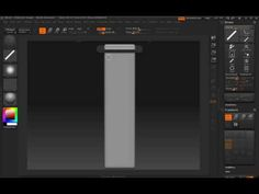 ZBrush Tutorial (Architectural Techniques) - part 2. Sebastien Legrain, a master ZBrush artist shows you some very powerful Projection Master techniques he u...