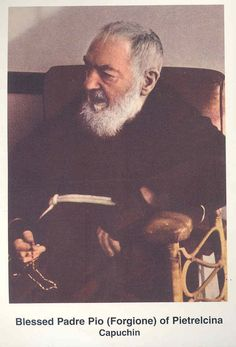 Mystics of the Church: Little known stories of St Padre Pio