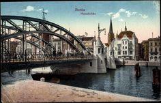 Stettin, Hansabrücke