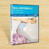 Balance Ball For Weight Loss Perfect for toning and weight loss.  #balance ball #weight loss