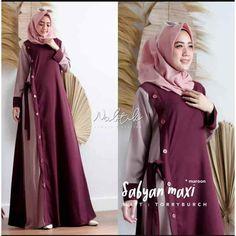 Moslem Fashion, Abaya Designs, Islamic Fashion, Muslim, Kids Outfits, Fashion Dresses, Collection, Clothing, Fashion Show Dresses