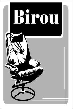 "Indicator de securitate de informare generala ""Birou"" Gaming Chair, Solar, Bike, Gym, Decor, Bicycle, Decoration, Bicycles, Excercise"